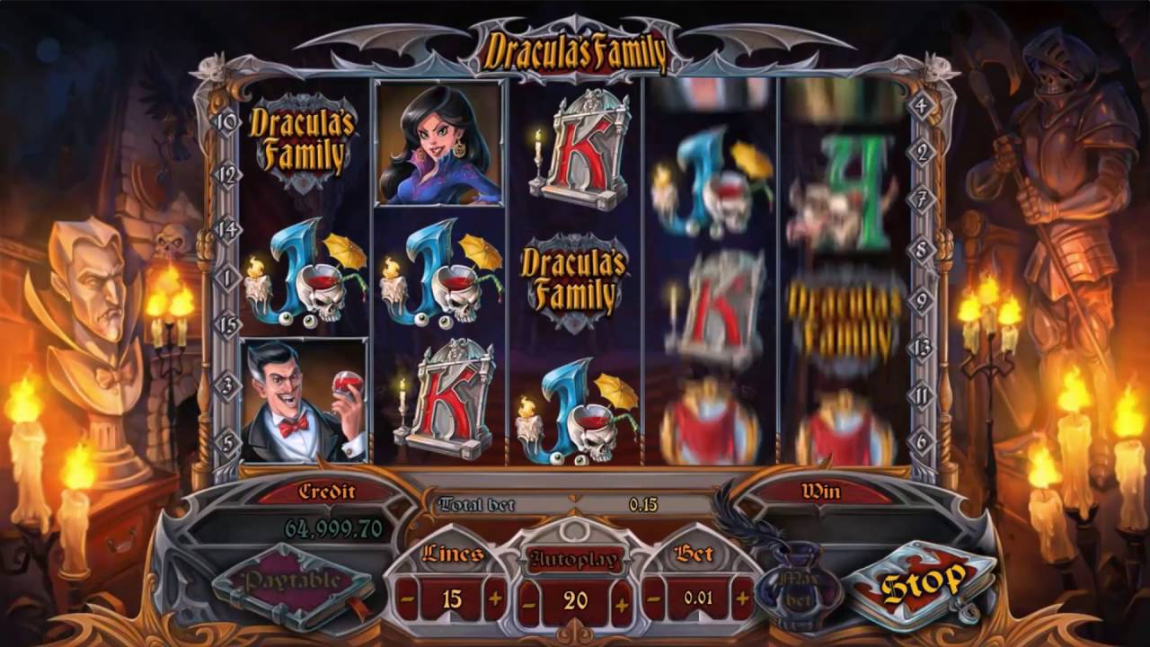 Draculas's Family gameplay