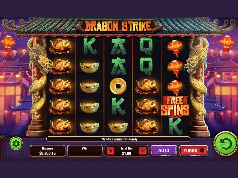 Dragon Strike Gameplay