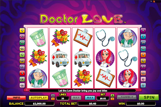 Dr Love Gameplay
