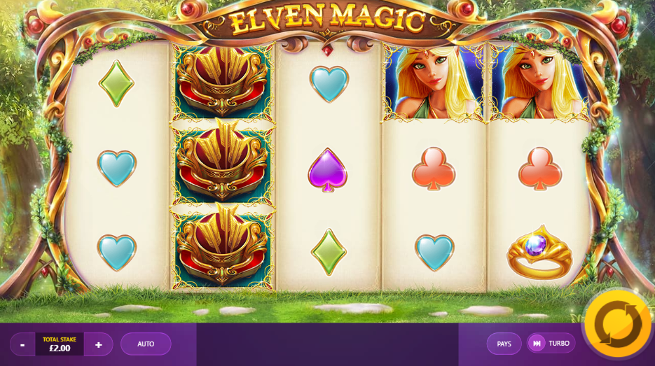 Elven Magic Gameplay