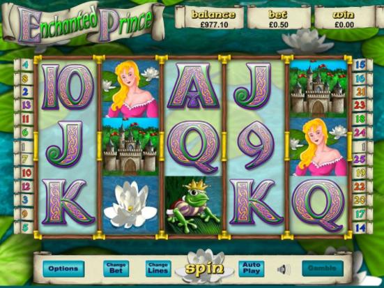 Enchanted Prince Gameplay