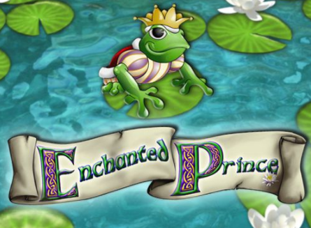 Enchanted Prince Slots Game logo