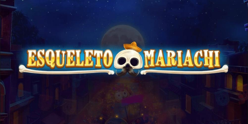 Esqueleto Mariachi Logo