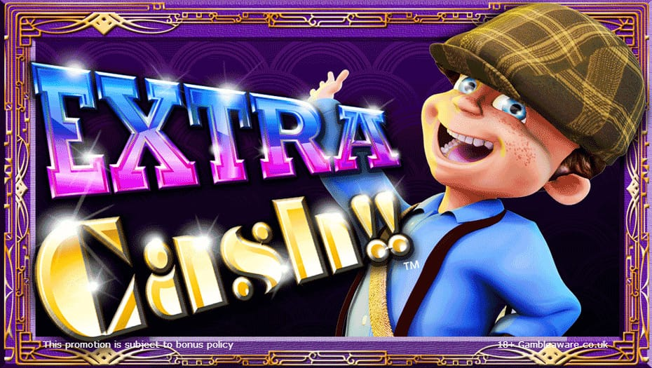 Extra Cash Online Slot Game Logo