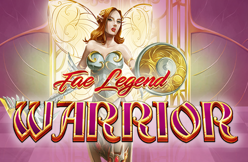 Fae Legend Warrior Logo