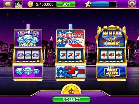 NetEnt slot machine