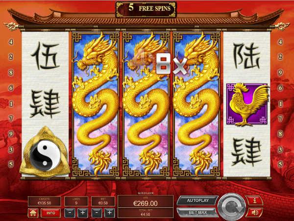 Feng Fu Gameplay