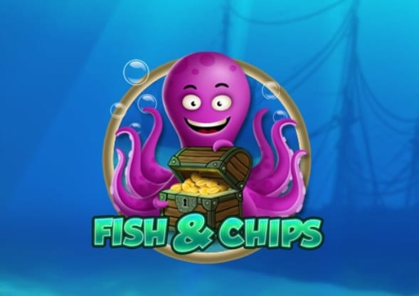 Fish And Chips Slots Game logo