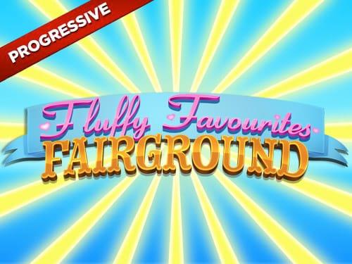Fluffy Favourites Fairground Jackpot Slots Game logo