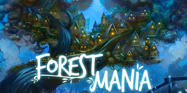 Forest Mania Slot Game Logo