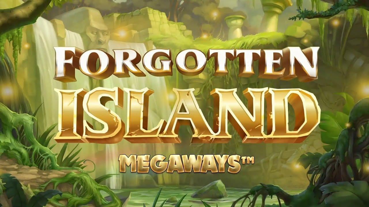 Forgotten Island Megaways Slot Logo Slots Baby