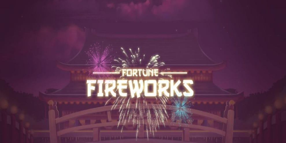 Fortune Fireworks Slot Game Logo