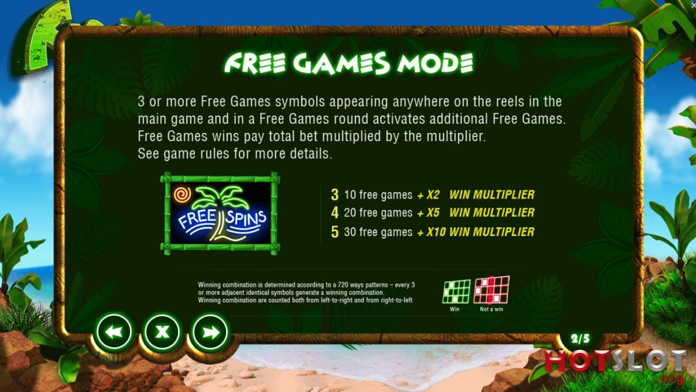 Froots Free Games Slot Game