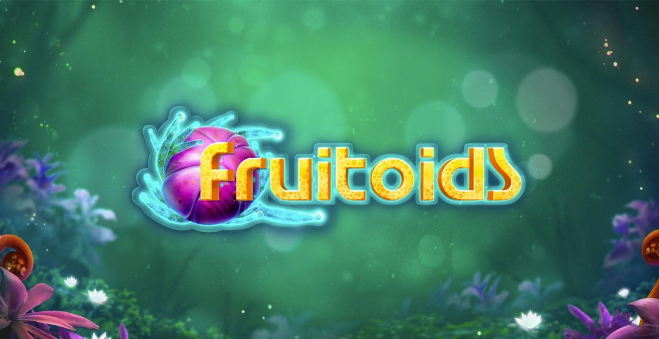 fruitoids slots game logo