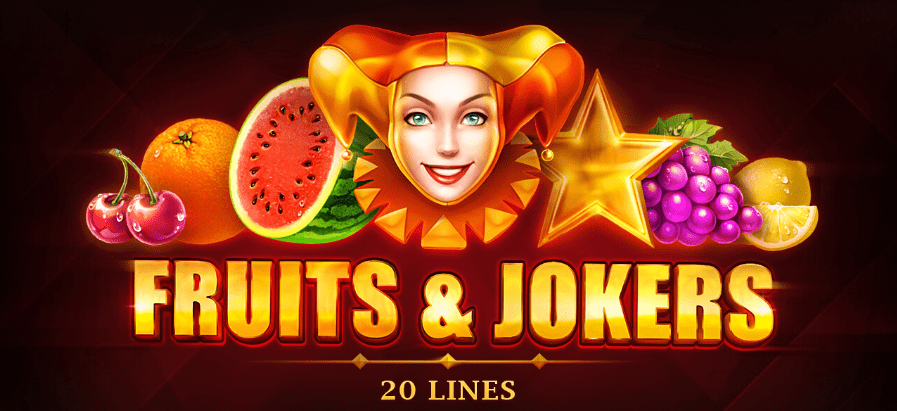 Fruits And Jokers Logo