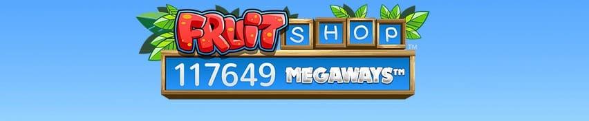 Fruit Shop Megaways Slot Logo Slots Baby