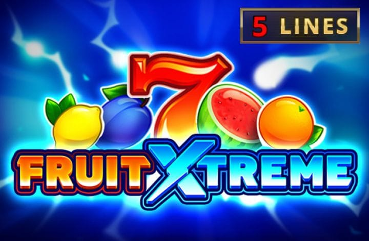 Fruit Xtreme: 5 Lines Slots Baby