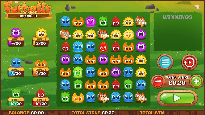 furballs gameplay