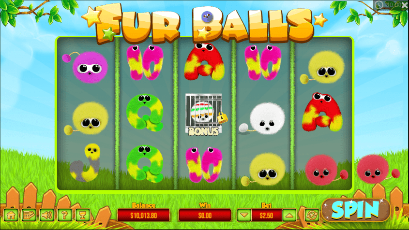Fur Balls Gameplay