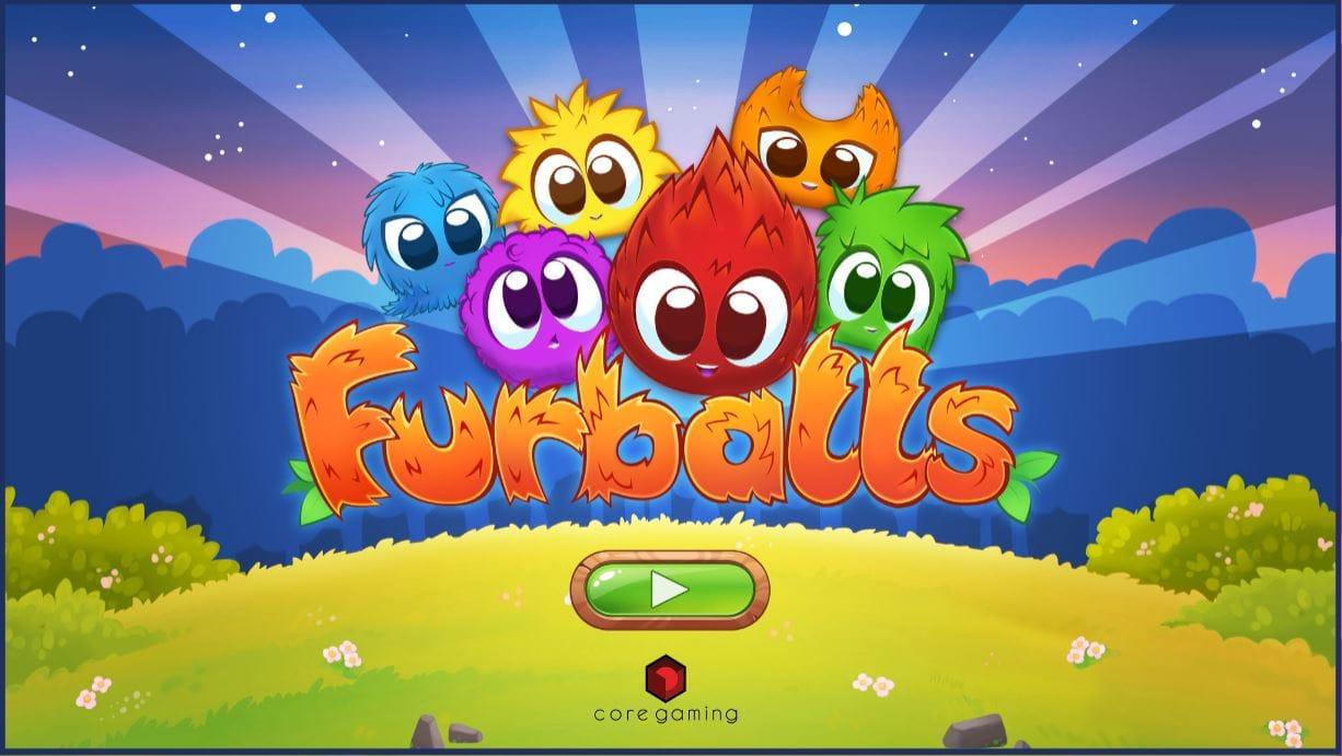 furballs slots game logo