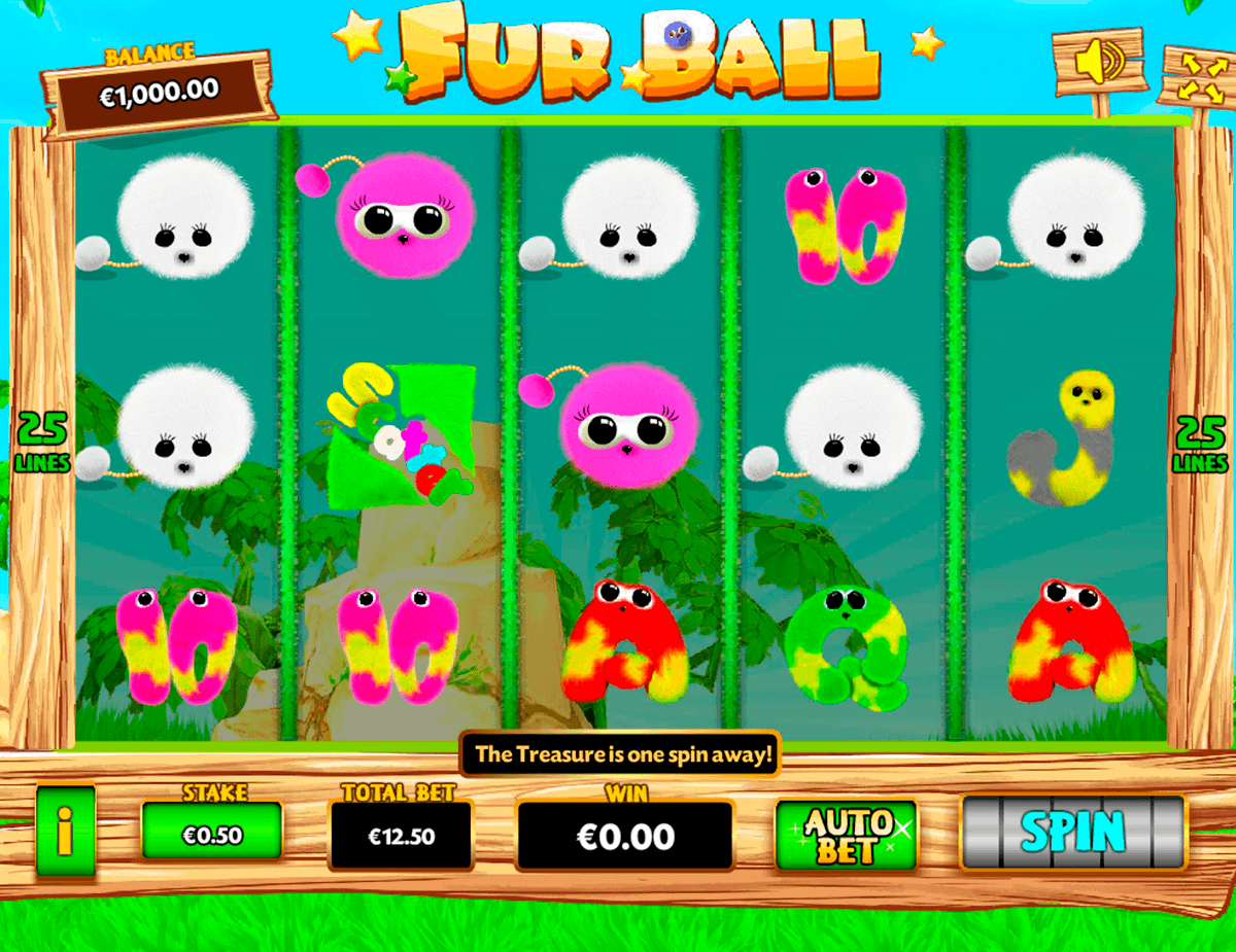 Fur Balls Screenshot
