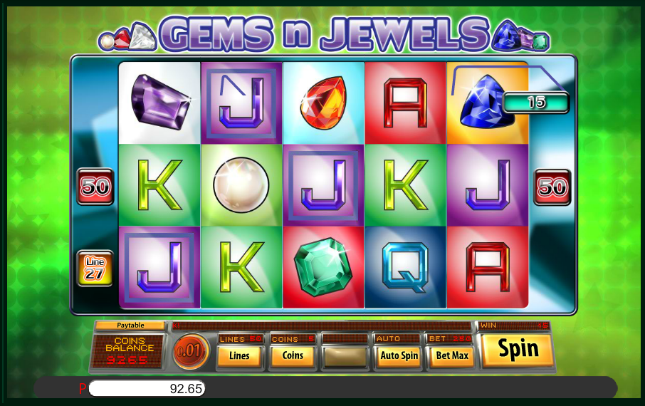 gems n jewels gameplay