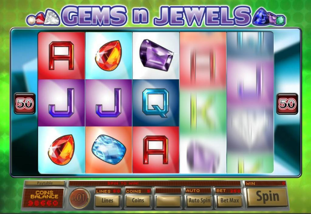 gems n jewels gameplay 2