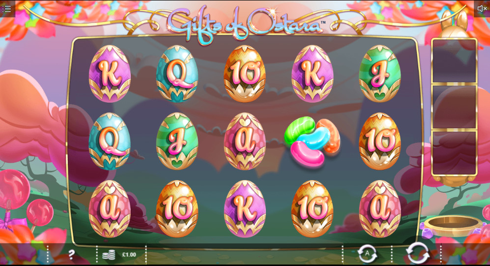 Gifts Of Ostara Gameplay