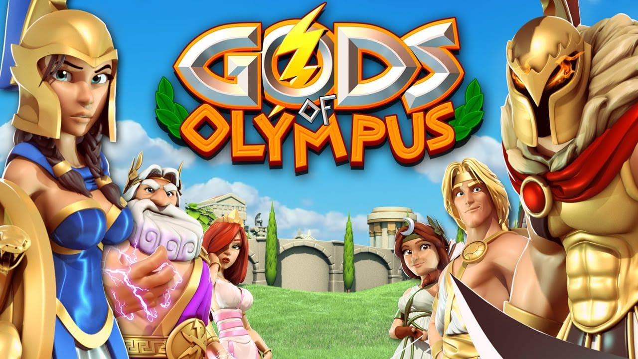 Gods of Olympus Logo