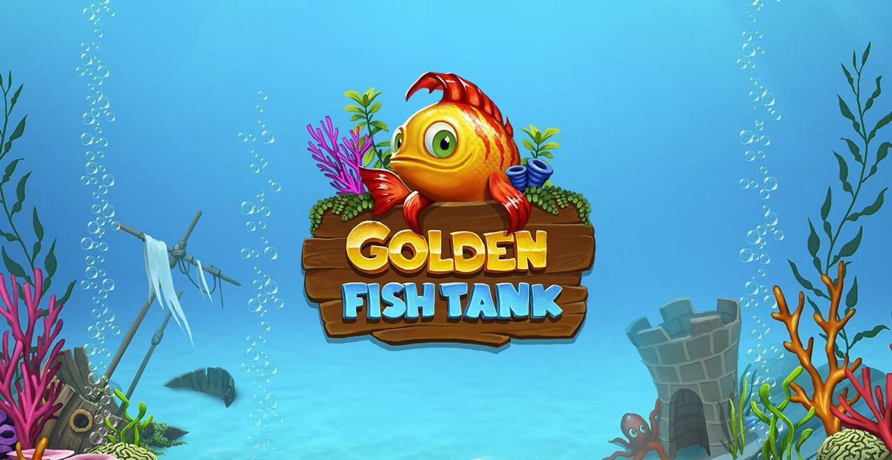 Golden Fishtank Logo