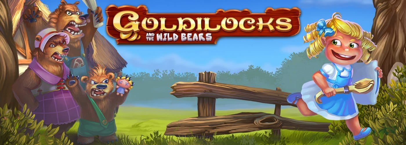 goldilocks slots game logo