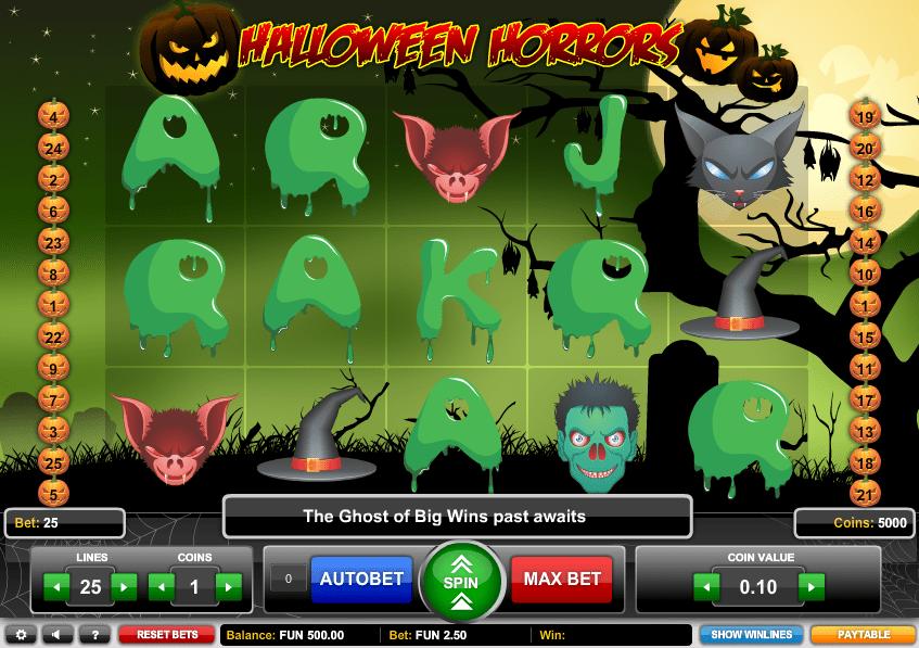 halloween horrors gameplay
