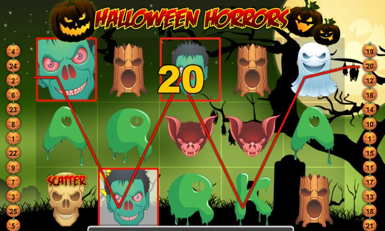 halloween horrors gameplay 2