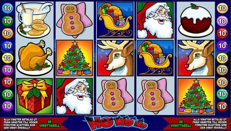 Ho Ho Ho Slots Game