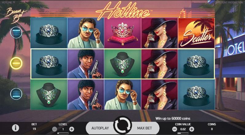 Hotline Gameplay