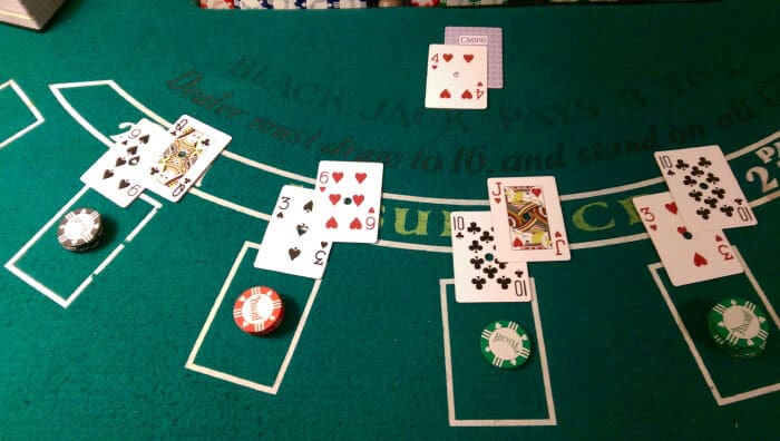 How to count cards in online casino blackjack