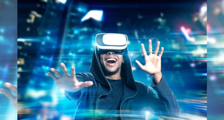 Virtual Reality in Online Gambling