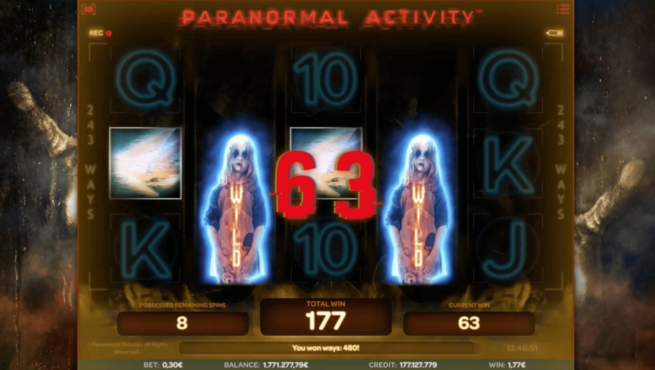 paranormal acivity gameplay