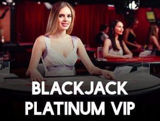 Platinum Blackjack Cover
