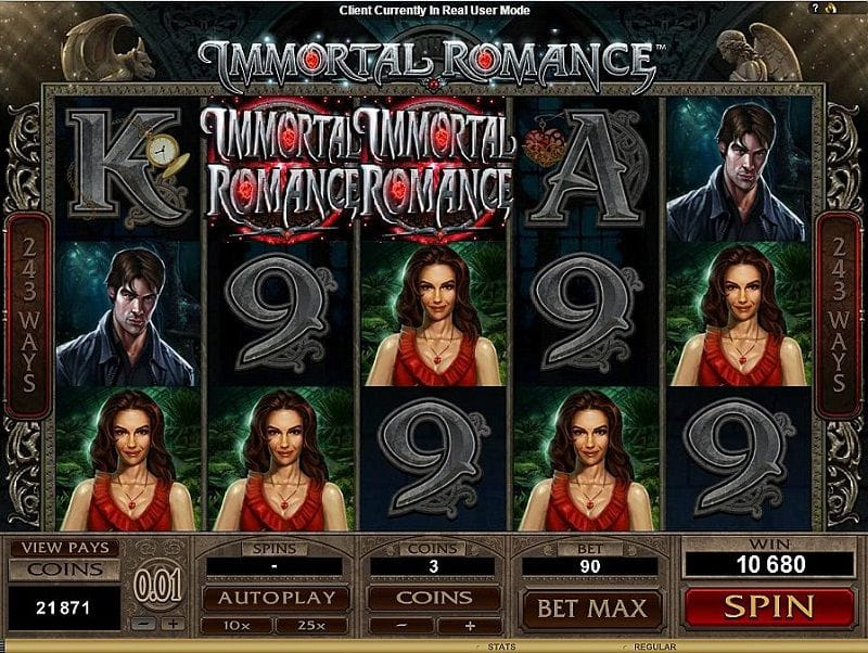 Immortal Romance Screenshot