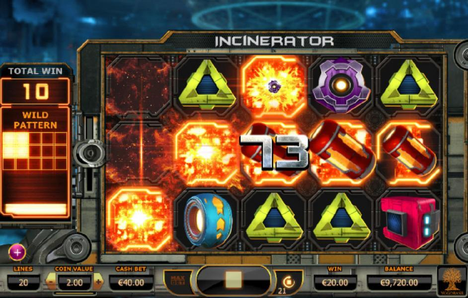 Incinerator Screenshot