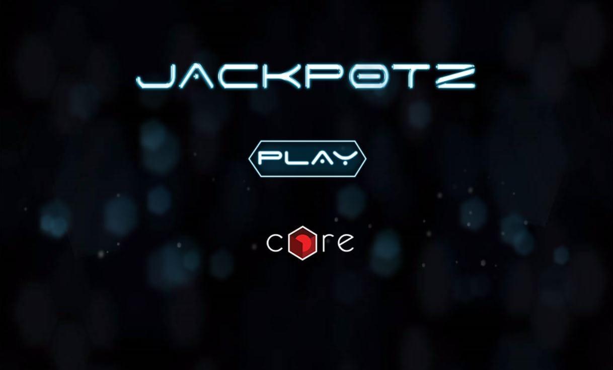 jackpotz slots game logo