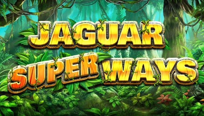 Jaguar Super Slot Banner