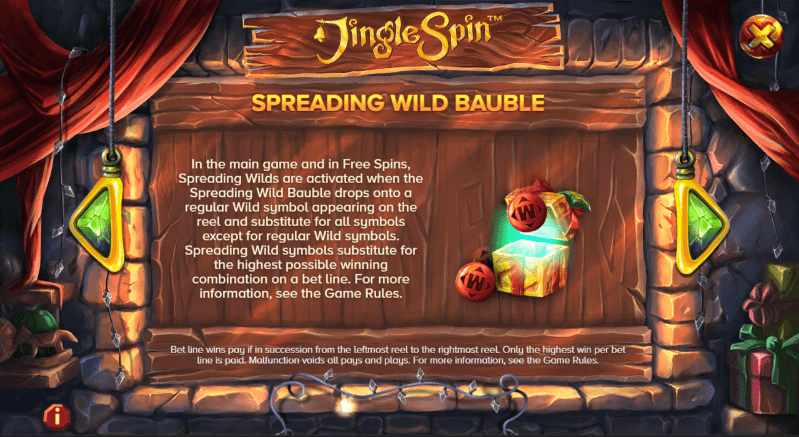 Jingle Spin Symbols