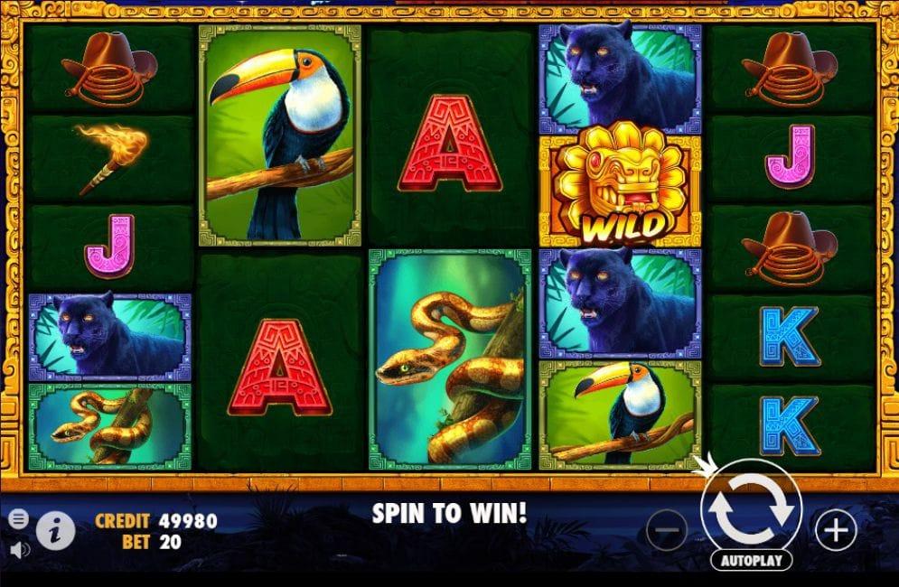 slot gameplay casino
