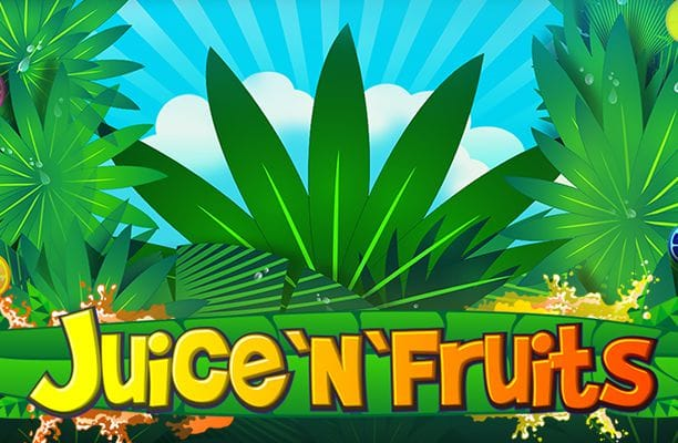 Juice'n'Fruits slots game logo