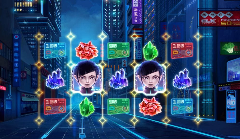 kaiju slots game gameplay