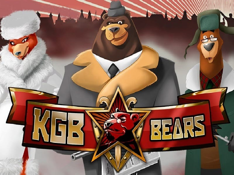KGB Bears Logo