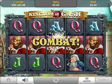 Kingdom of Cash Gameplay