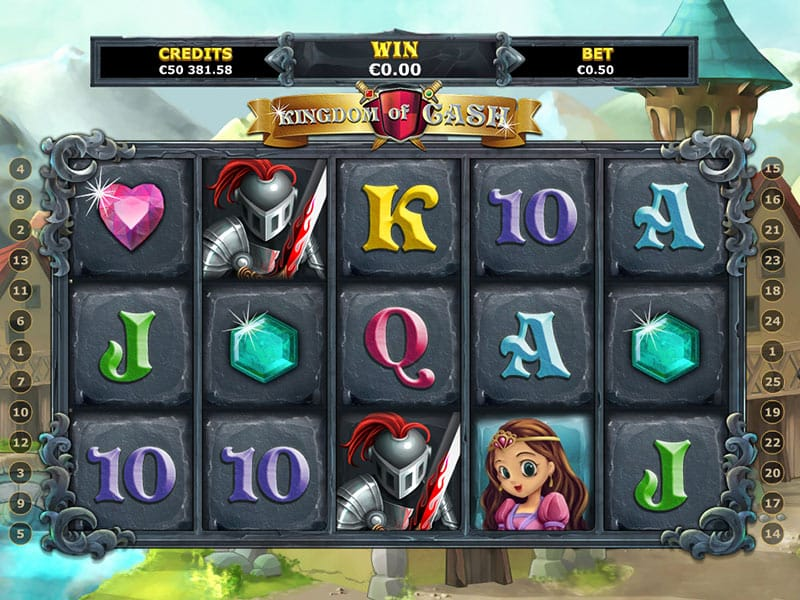 Kingdom of Cash Screenshot